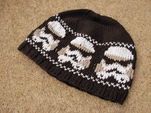 Myjewelthief Knits Imperial Stormtrooper Hat